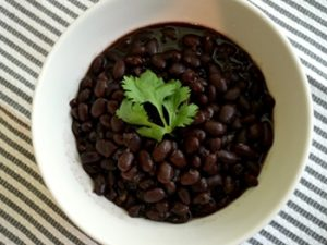receta de frijoles negros cubanos
